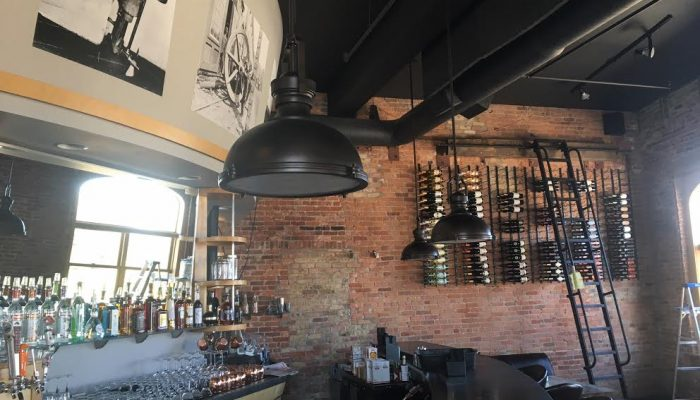 Iron Bay Restaurant to Open, a New Tap Room as Well, a Rock Concert in Ishpeming, an Historic Building Saved, a Technology Dilemma for Us, and a Good Man Is Gone